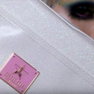 Limited Edition Jeffree Star Travel Glitter Bag